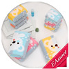 china supplier new design bears pattern cotton towel for children