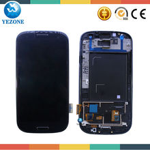 Mobile Phone Parts For Samsung Galaxy S3 Verizon i9300 LCD Screen Display,For Galaxy LCD S3 T-Mobile Touch with LCD, AT&T SIII