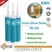 Anti-Fungus Acetic bathroom Silicone Sealant PRE-338