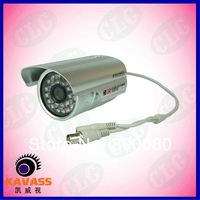 "Outdoor Waterproof 1/3"" Color SONY CCD IR Dome Camera"