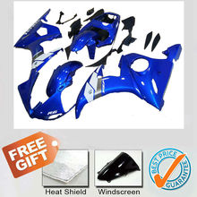 Motorcycle fairing kit for YZF R6 03 04 05 2003 2004 2005 blue