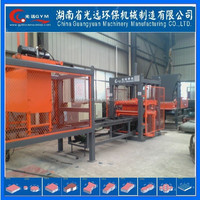 Concrete Construction Cement Hollow machine block and brick maker