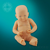 Medical new silicone buy model sex human dolls full size silicone baby model