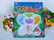 Free delivery!Newest bead bracelets prices DIY beads for kids