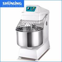 Shunling Hot Sale Bakery 60L/25kg heavy duty bread industrial dough mixer