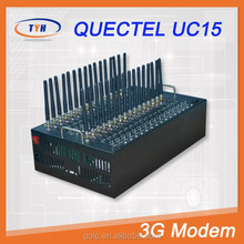 Quectel UC15 SK 32 Channels Mini Modem 3G AT Commands With IMEI Change Bulk SMS