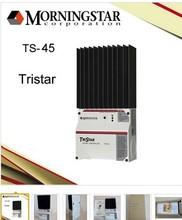 morningstar energy products of controller applied in solar energy system TS-45A
