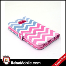 Elegant leather flip protective cover for s6,leather flip mobile case,cell phone accessories