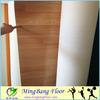 Plastic flooring type PVC material wholesale protable futsal floor