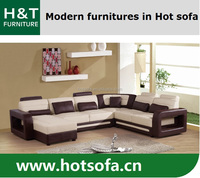 Sofa set new designs 2015 living room furniture modern leather sofa