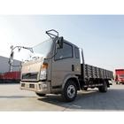 luz de howo chinês caminhão 4x2 carga à venda em angola
