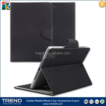 alibaba express china flip wallet folio leather tablet case for ipad mini
