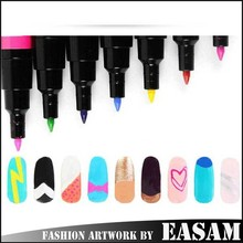 Professional Nail Art Polish Painting Drawing Design Tool Nail Art Pen