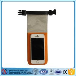 Cheap Nylon phone waterproof case/cell phone waterproof dry bag