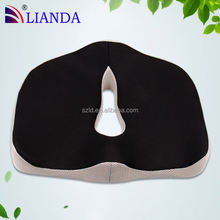 As Seen On TV coccyx Orthopedic Cool Gel Seat Cushion For Cars/home /office
