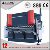 Accurl CNC hydraulic press brake bending machine super vulcain