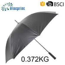 2015 Top luxury high quality uv protection carbon fiber shaft umbrella