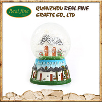 Wholesale Snow Globe, Water Globe, Water Ball For Tourist Souvenirs