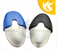 Classical Simple Stainless Steel Oval Soap Case
