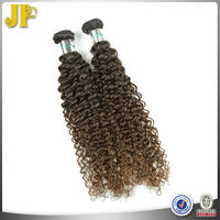 JP Hair Natural Brown Virgin Malaysian Chocolate Hair Extension
