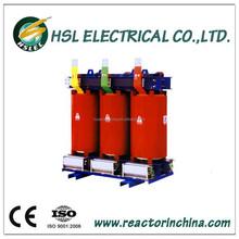6kv 10kv high voltage 3 phase cast resin dry type transformer 1000kva 1500kva