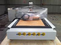 2014 Wood Stone Marble Granite Metal Advertising Engraving Cutter CNC Router Machine 1300*2500*200mm