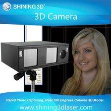 3D Camera for 3D Portrait