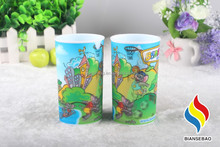 hot new products for 2015 advertising 3d PP plastic cup