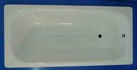 cheap bathtub price enamel steel bathtub with simple design