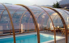 UV protection polycarbonate panel used swimming pool for sale