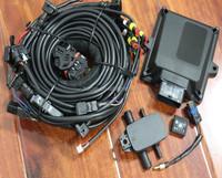 CNG kit price ECU unit lpg/cng conversion kit