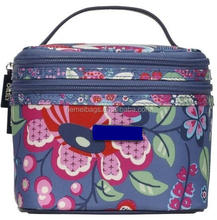 New beauty cosmetic bag with mirror