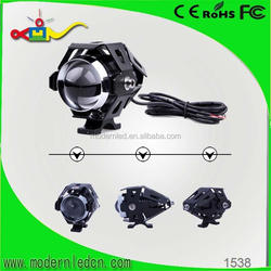 motorcyle toyota fielder headlight spot light