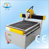 NC-B6090 3d metal milling cnc router machine /cnc router /3d cnc wood milling machine