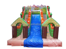 18ft or Customized Large Inflatable Kids Slide for Sale