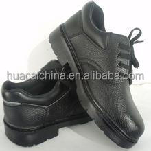 Hot Sale Industrial Safety Shoes Made in China ,Genuine Leather Safety Shoes