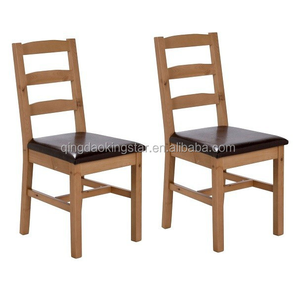 Modern wooden low back dining chair buy low back dining for Modern low back dining chairs