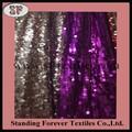Tecidos bordados Beads lantejoula