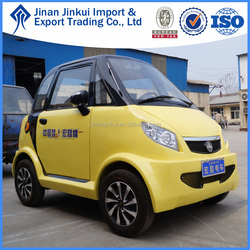 2015 Fashional Style 2 seats Goto mini electric car from china
