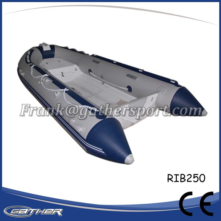 2.5M RIGID INFLATABLE BOAT RIB250 4