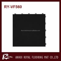 Washable Non Slip Plastic PVC Vinyl Game Floor Mat