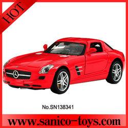 Best sellers Benz SLS 1:24 mini diecast cars