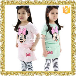 Hot-sale cotton spandex OEM clothing children