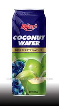 Natural Fruit Flavor Coconut Water