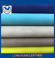 Free sample available fashion design lamb skin synthetic leather fabric for bag/shoes/furniture