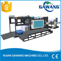 Auto Transferring Printed Paper Coils Sheeting And Cutting Machine