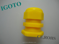Riyadh cable cable connector for welding ma plastic male screw plug IP68 CE ROHS M type nylon cable glands