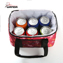 2015 hot item cooler picnic bag with wine bag