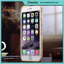 diamond crystal design for aluminum iphone frame