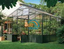 hollow plastic greenhouse panels